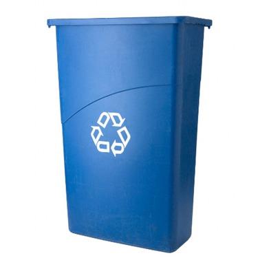 slim jim rubbish bin
