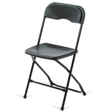 Folding Chair Black