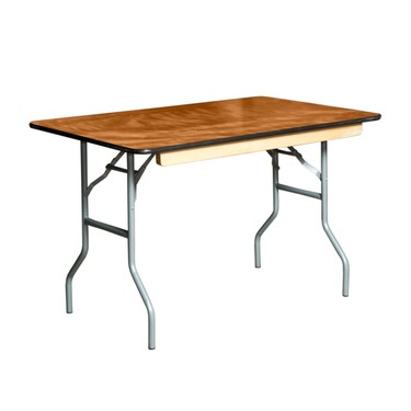 Trestle Table 6ft by 30ft