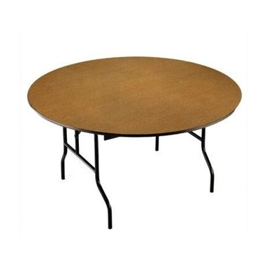 Trestle Table 4ft Round