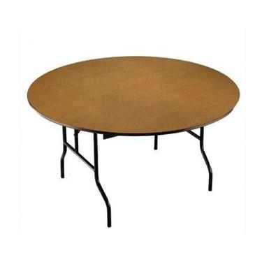 Trestle Table 4ft Round