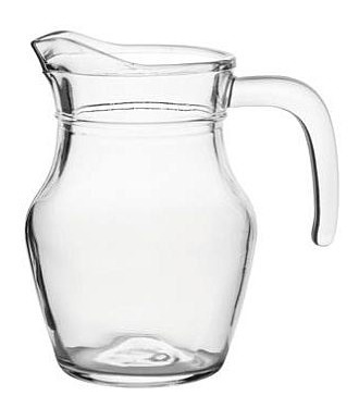 Glass Jug Half 500ml