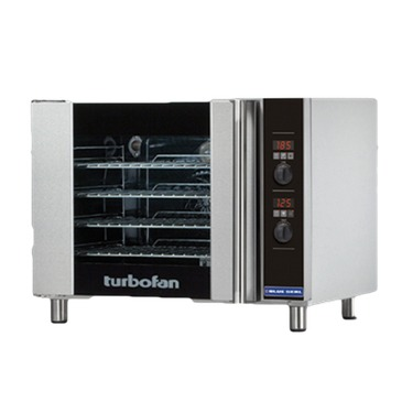 Turbo Fan Oven with Stan Blue Seal