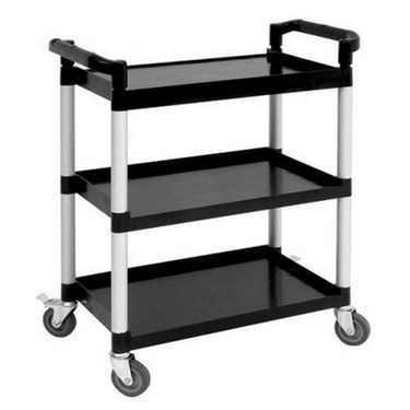 Service Trolley 3 Tier with Ice Well