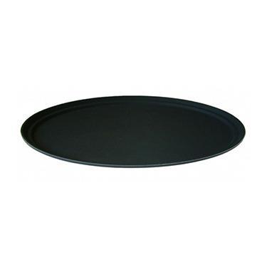 non-slip tray oval