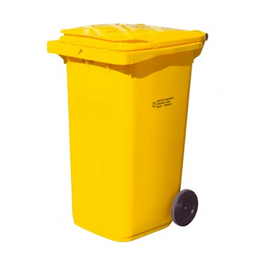 Recycling Wheelie Bin 240 Litre