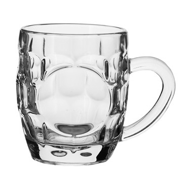 Britannia Beer Mug Half Pint