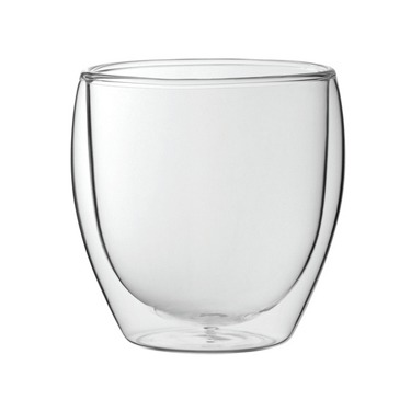 Double Wallk Espress Glass Cup