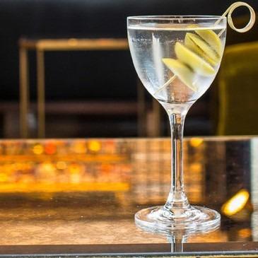 Speak easy cocktail