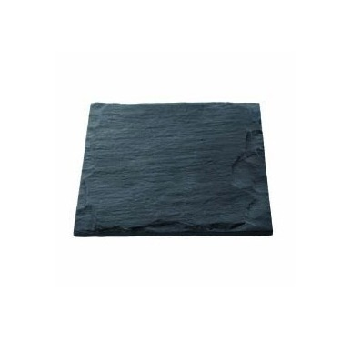 canape tray rectangle slate medium