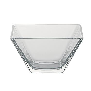 Canape Bowl Square Glass