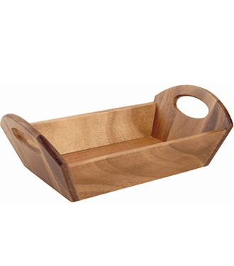 Bread Basket Wood