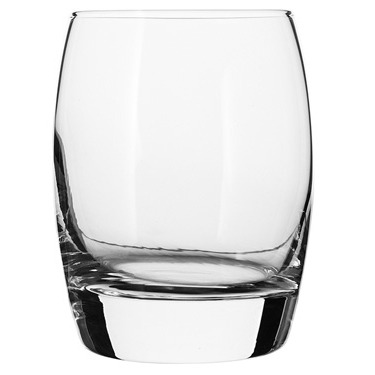 Tumbler Glass Curved Double Endessa