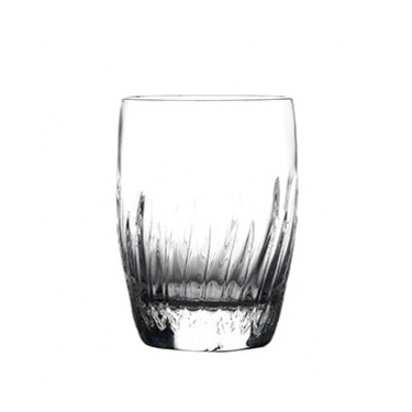 Tumbler Glass Cut Crystal – Incanto