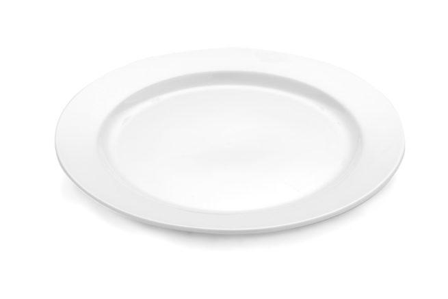 Dinner Plate 12″ – Classic White