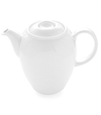 Coffee Pot Classic White