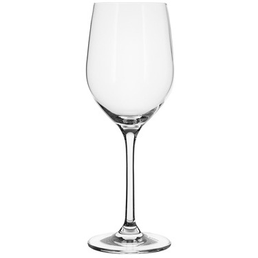 Wine White Glass Crystal in Vino