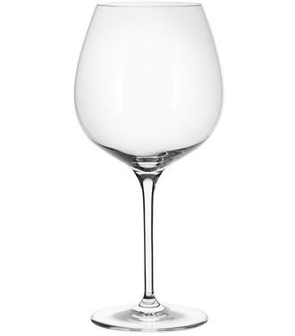 burgundy glass crystal in vino